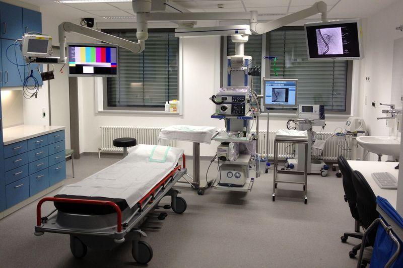 Gesundheit und Medizintechnik.