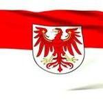 Brandenburg, Fahne, Flagge, Wappen, Logo, Bundesland