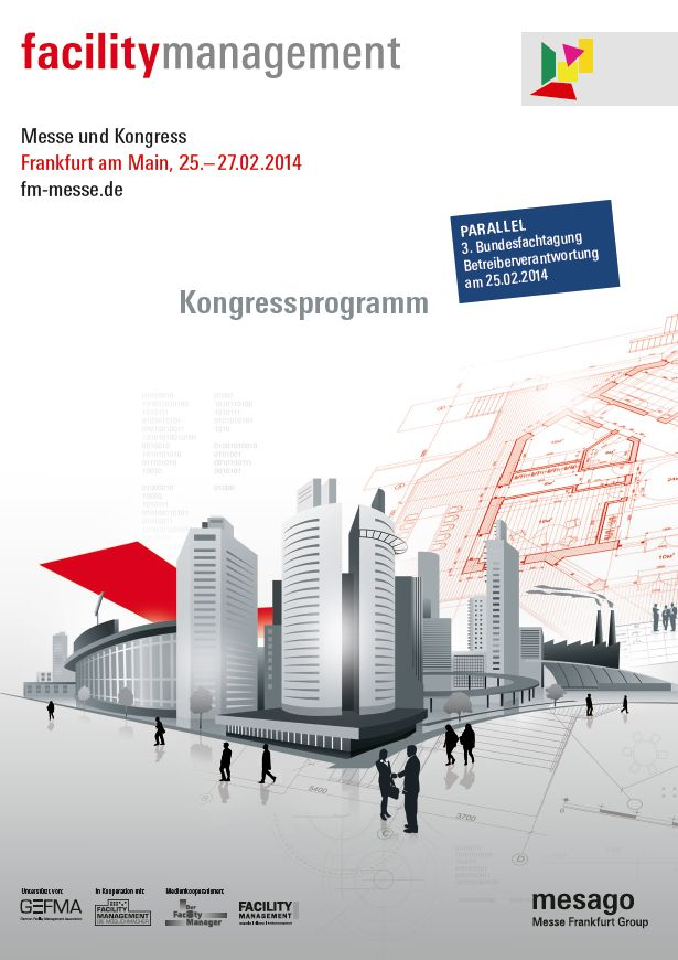 Facility Management FM 2014 Messe - Kongressprogramm Titel