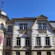 Villa Hammelmann in Bad Homburg - Firmensitz der Deutschen Gesellschaft für wirtschaftliche Zusammenarbeit