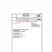 DIN VDE 0100-200 Errichten von Niederspannungsanlagen - Teil 200: Begriffe