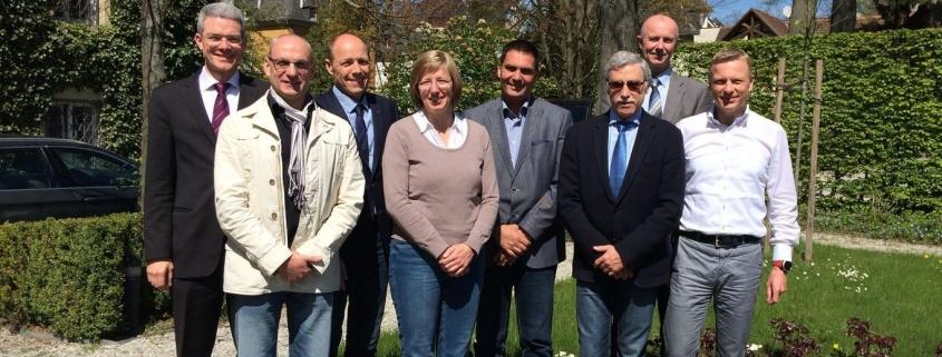 Fachbeirat Entrauchung und Lüftung - Sitzung zur Gründung am 21. April 2016