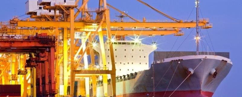 Handel- und Außenwirtschaft Foto