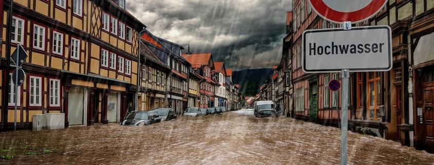 Hochwasserhilfe Flutkatastrophe 2021