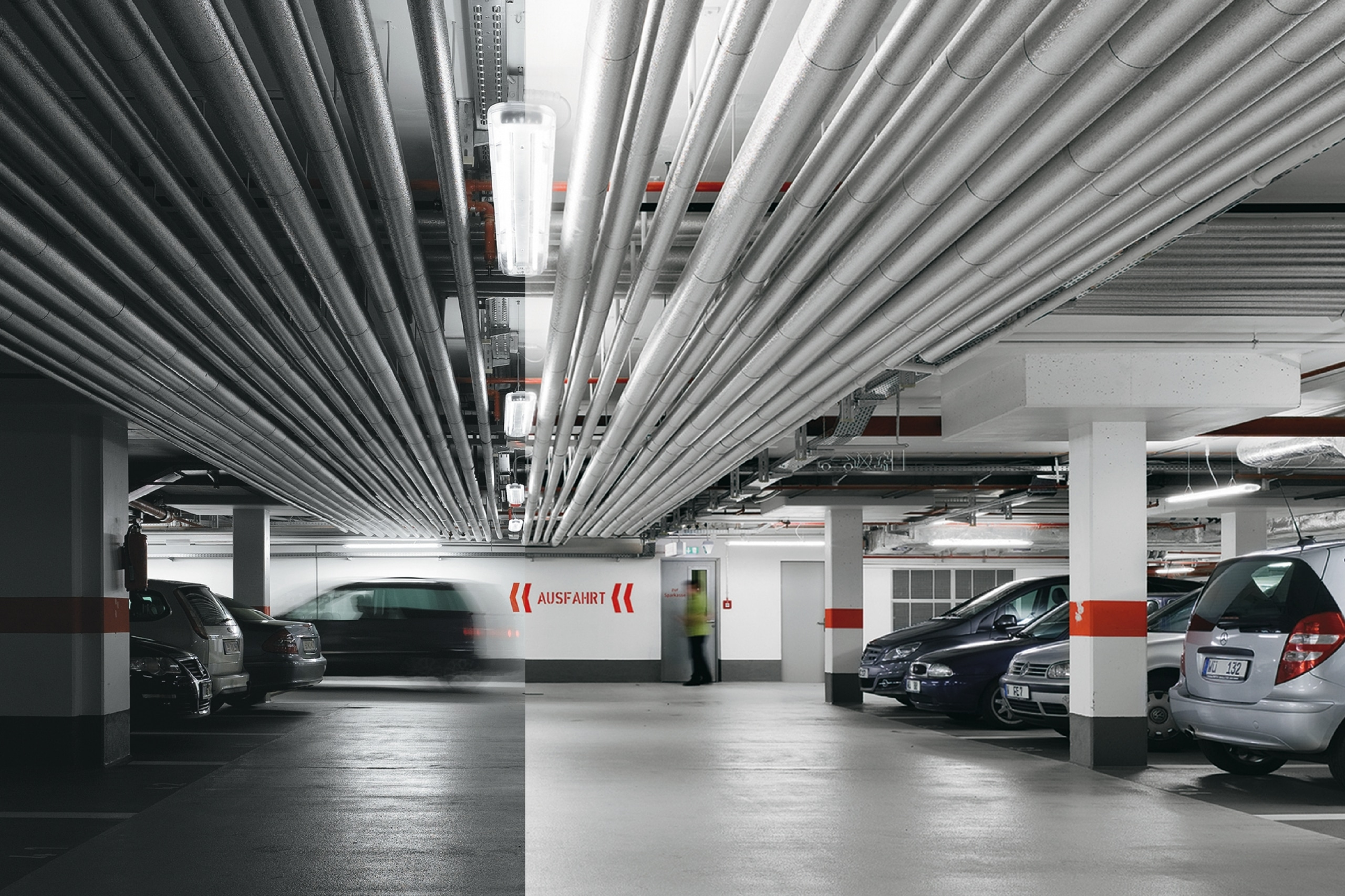 Lichtsteuerung - Projektorientierte Planung und Umsetzung mit DALI