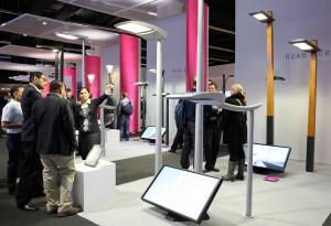 Light+Building 2014 - Messe Frankfurt (Licht, Lichttechnik, Beleuchtung)