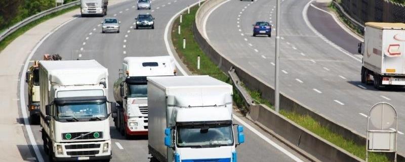 Logistik und Verkehr Foto