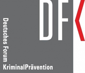 Logo DFK Deutsches Forum KriminalPrävention