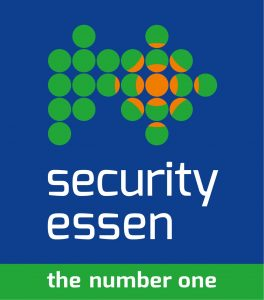 Logo Messe Security Essen 2018