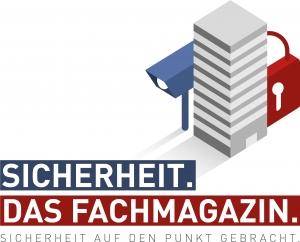 Logo Sicherheit. Das Fachmagazin.