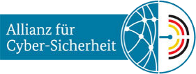 Logo der Allianz für Cyber-Sicherheit vom BSI (png)