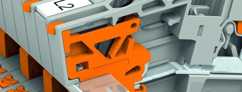 Neutralleiter-Trennklemme nach DIN VDE 0100-718