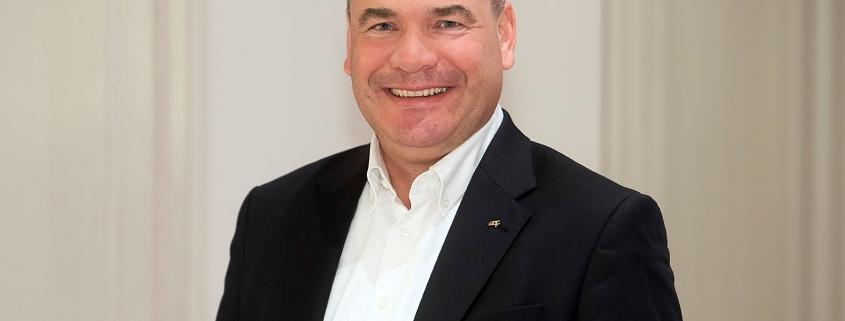 Ingmar Behrens, Bevollmächtigter des Vorstandes, Leiter Security Kommission German Council of Shopping Centers e.V., Porträtfoto
