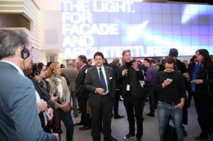Light+Building 2014: Messerundgang für Architekten und Ingenieure
