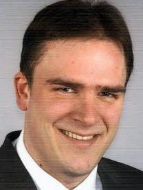 Porträtfoto Benedikt Dorbath