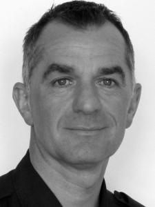 Porträtfoto Matthias Schäfer, Polizei Ingolstadt