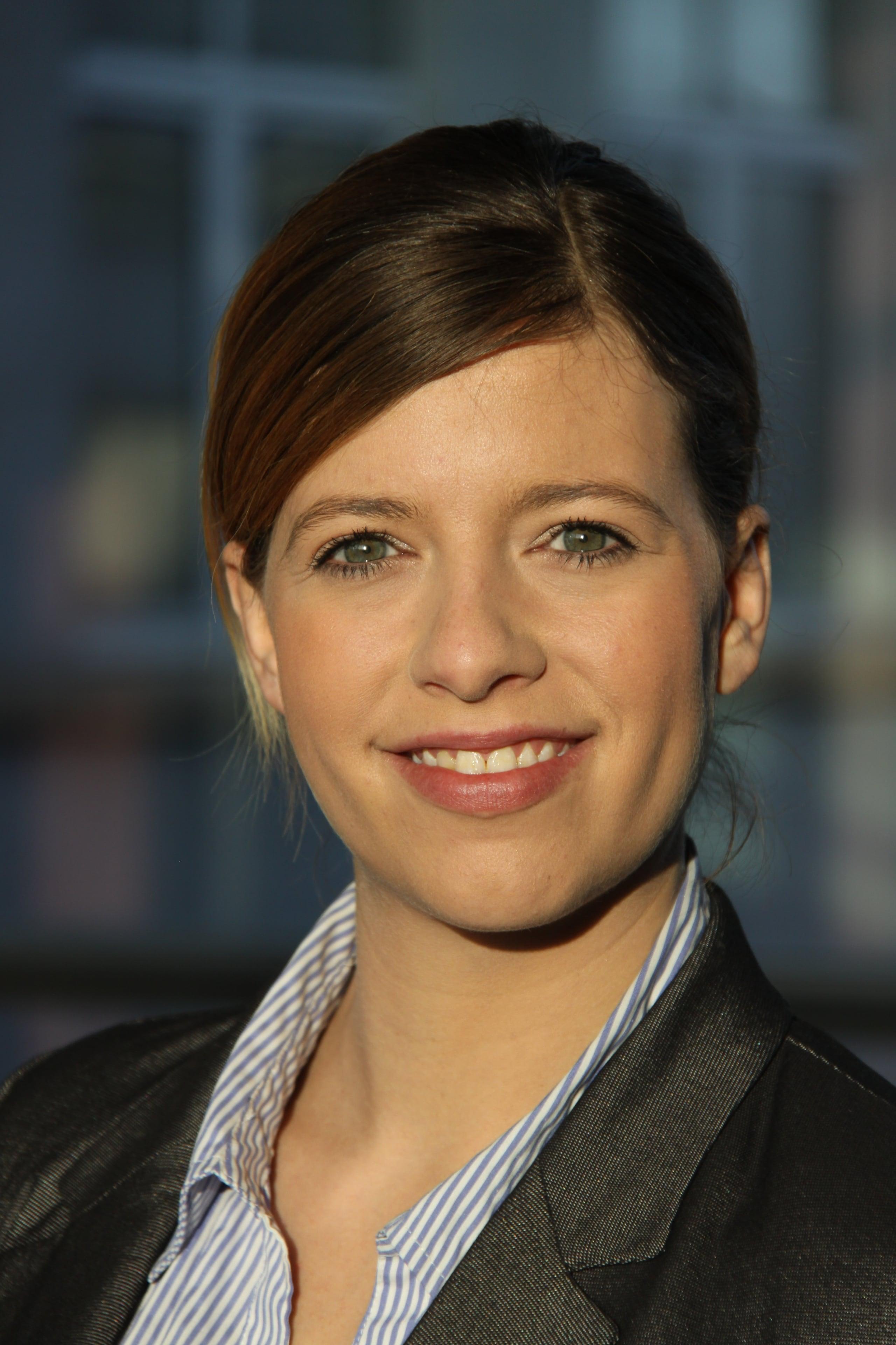 Sarah Merz ist Produktmanagerin im Bauwesen im Beuth Verlag