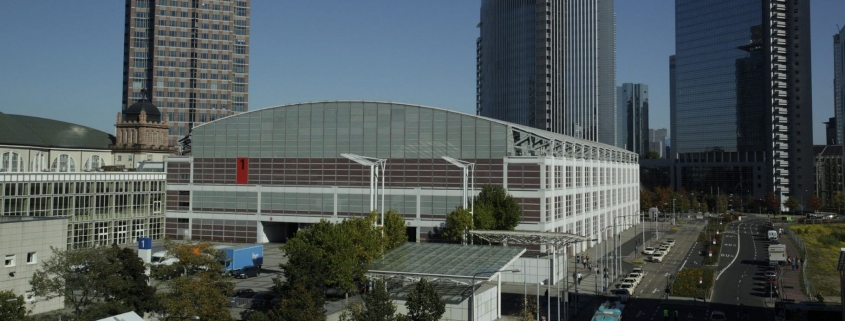 Servparc Mesago Messe Frankfurt Facility Management