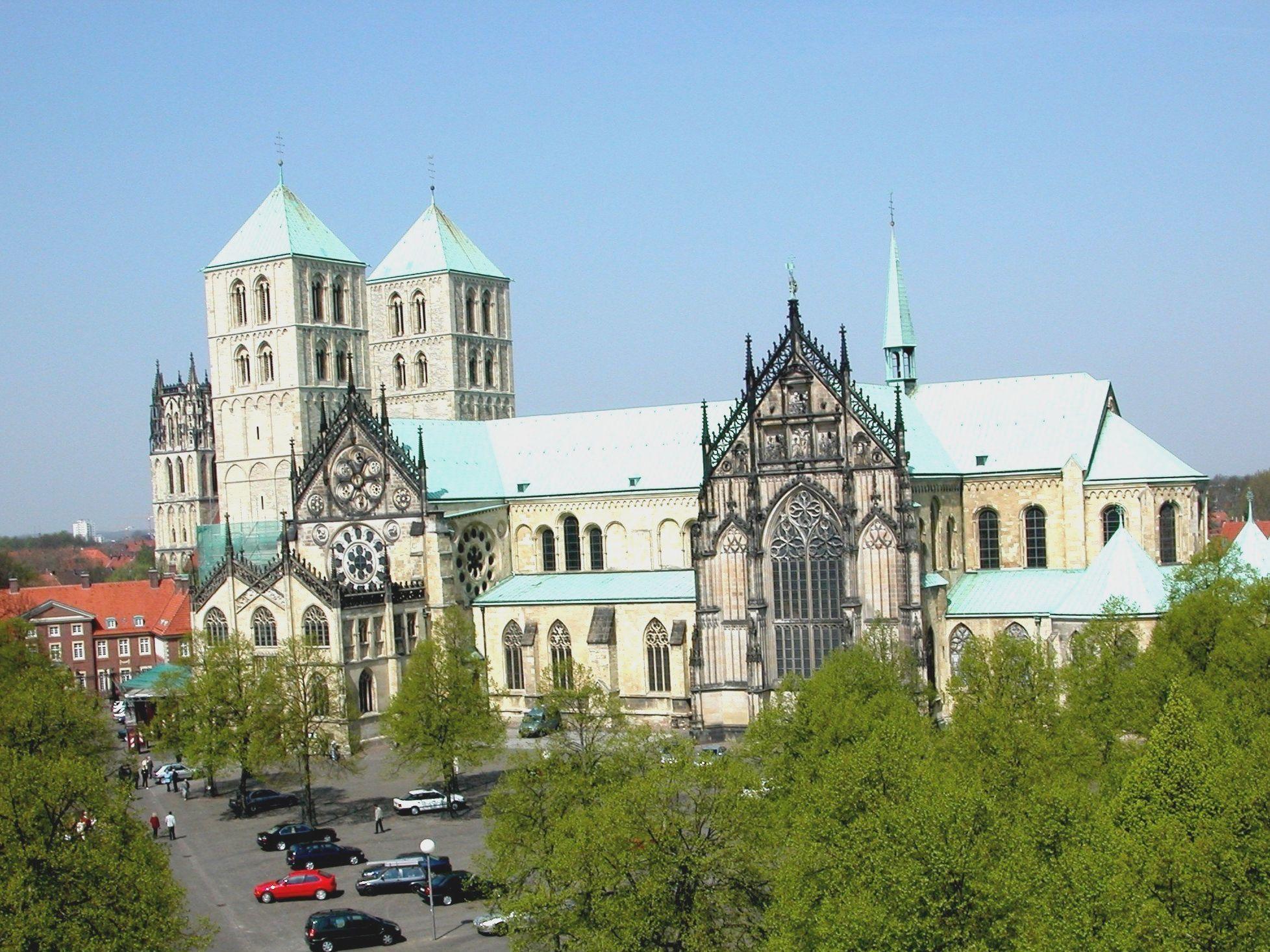 Lifestream-Videoübertragung aus dem St.-Paulus-Dom in Münster