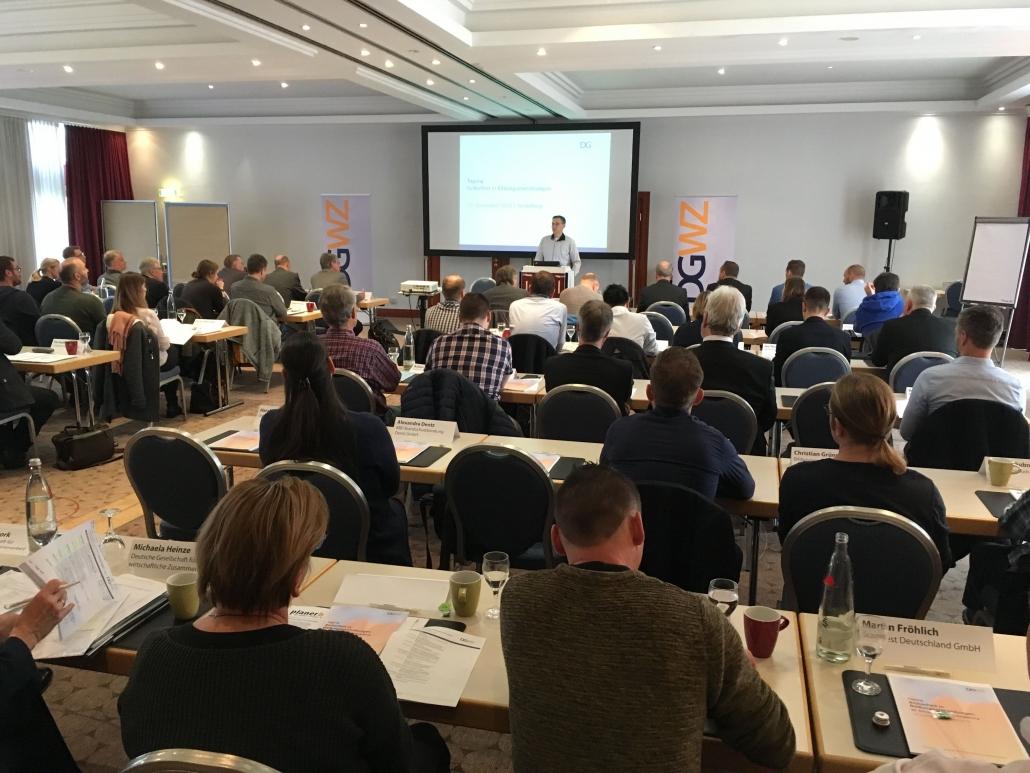 Die zweite Tagung Sicherheit in Bildungseinrichtungen hat am 29. November 2018 in Heidelberg erfolgreich stattgefunden.