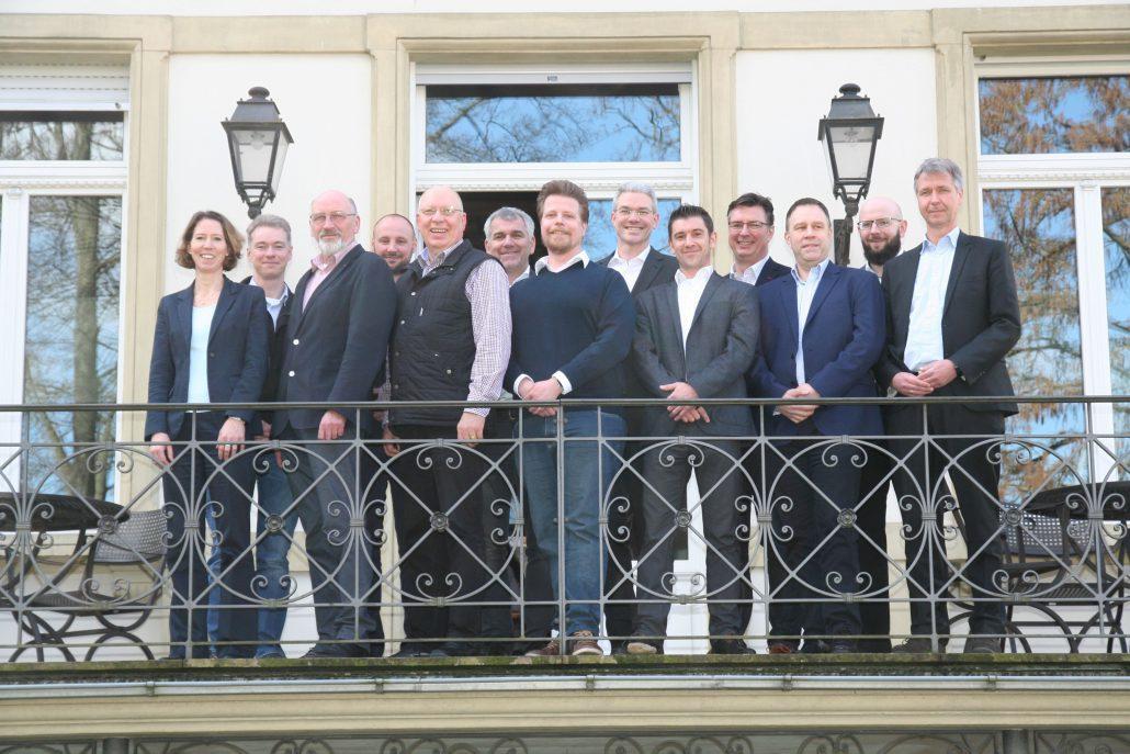 Gründungsmitglieder des DGWZ-Fachbeirats Notfall- und Gefahren-Reaktions-Systeme